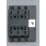 8270-06 NOBLE 30 AMP 6-CRCT BLADE-TYPE FUSEBLOCK SE# 169829 LOT# ST34
