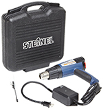 34886 STEINEL HG2310BB Heat Gun in Case SE# 645268 LOT# ST63