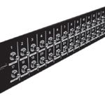 10-112-BLANK CALRAD Blank Patch Bay     SE# 680241 LOT# ST47